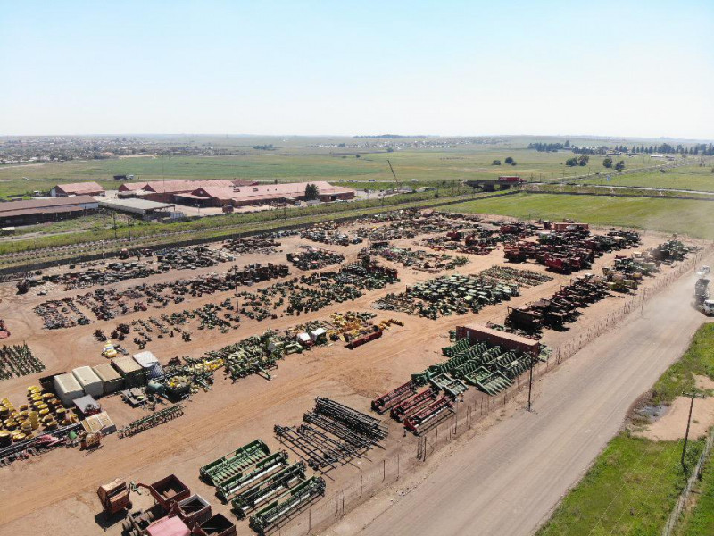 Used Tractor and Combine Parts