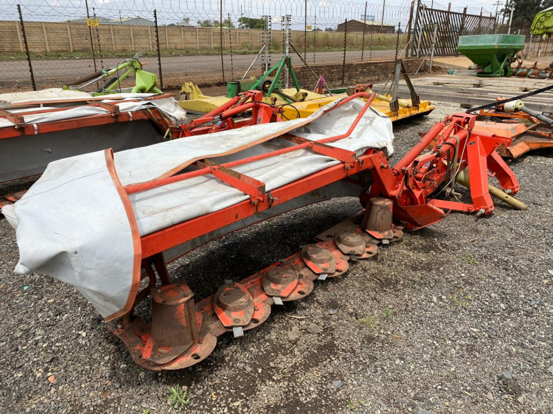 Kuhn GMD 600 Tollsneyer