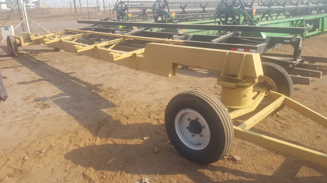 Byson Header Wagon 35ft
