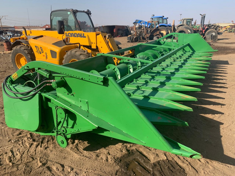 John Deere 924 Sunflower Head 24ft