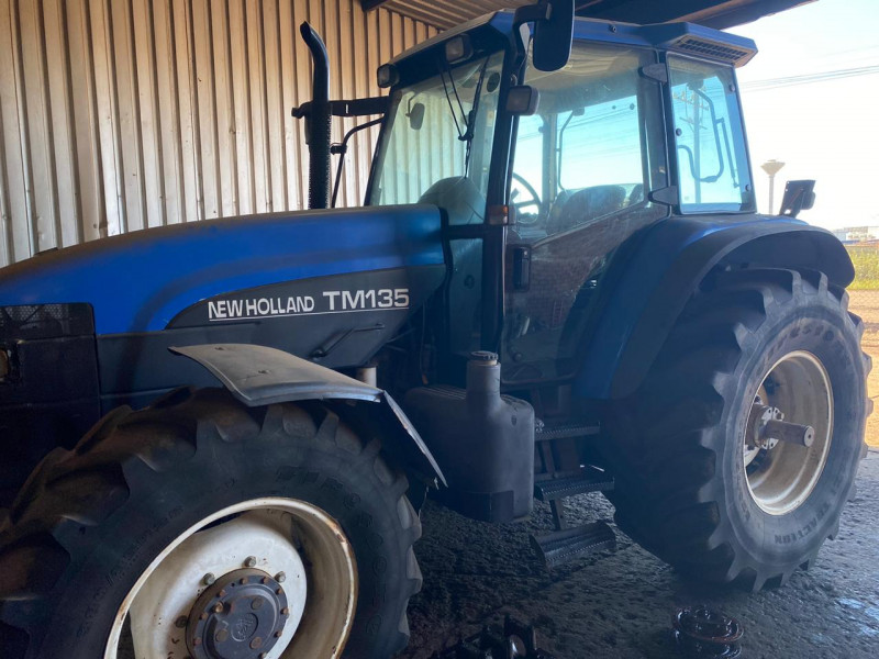 New  Holland TM135 4x4