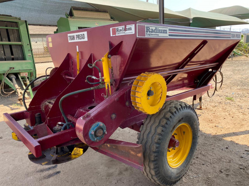 Radium 5 Ton Spreader